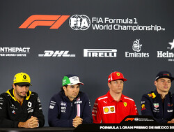 Press conference schedule for 2018 Brazilian Grand Prix