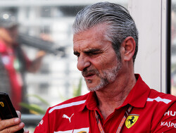 Arrivabene: Ferrari afraid of winning
