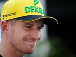 Hulkenberg and Dekra end long-standing partnership