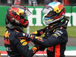 Ricciardo admits Verstappen relationship was 'better than expected'