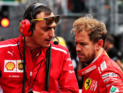Vettel says Ferrari is once again 'comfortable' with its car