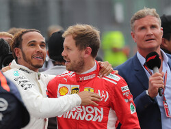 Hamilton 'really happy' Vettel has decided to stay in F1