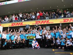 Hamilton en Mercedes genomineerd voor de Laureus World Sports Award
