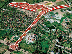 Hanoi launches construction of street circuit for 2020