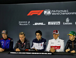 Press conference schedule for 2018 Abu Dhabi Grand Prix