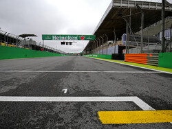 Starting grid for 2018 Brazilian Grand Prix