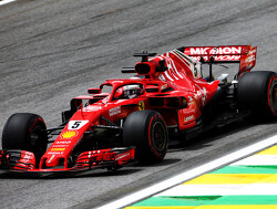 Vettel: Ferrari 'in the ballpark' at Interlagos