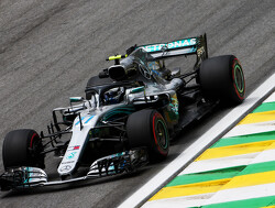 FP2: Bottas heads Mercedes 1-2
