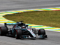 Hamilton cautious over 'improved' Mercedes car
