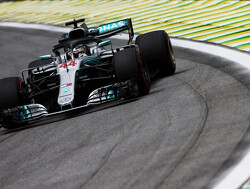 Mercedes take fifth consecutive constructors' championship