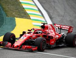 """Sebastian Vettel: """"Ze moeten ons niet oproepen voor een weging in deze sessies"""""""