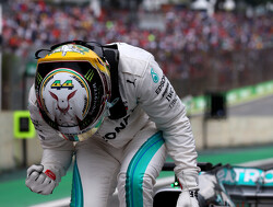 Wolff: Five Mercedes titles not possible without Hamilton