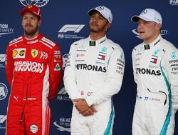<b>Overzicht</b>: De startopstelling voor de Grand Prix van Brazilië