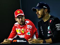 "Stroll: ""Hamilton heeft Vettel er gewoon uitgereden"""