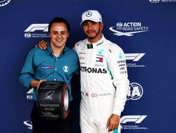 Hamilton niet geïnteresseerd in de Formule E