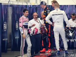 'Taakstraf' Max Verstappen tijdens Formule E-race in Marokko