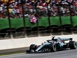 Mercedes, Hamilton nominated for Laureus Awards