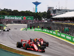 Sensor issue hampered Vettel's pace at Brazil GP