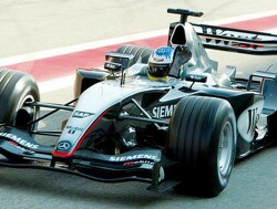 Historie: Haven't made the grid: McLaren MP4-18 Adrian Newey's auto die niemand wilde besturen