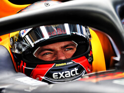 FP1: Verstappen heads Red Bull 1-2