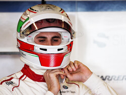 Giovinazzi expecting a tough start at Sauber