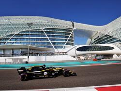 Kerbstone zorgde voor naleven van de baanlimieten in Abu Dhabi