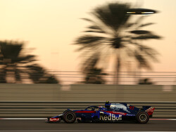 Gasly 'disappointed' after untimely power loss