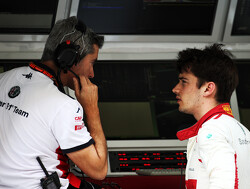 Leclerc aiming to thank Sauber in the 'best way possible'