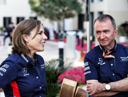 Williams 'has already completed the turnaround'
