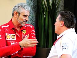 Arrivabene ziet zonnig vooruitzicht voor Ferrari door Brexit