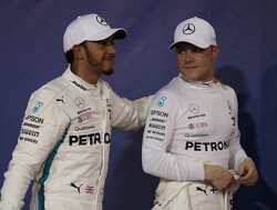 Hamilton happy to partner Bottas again in 2019