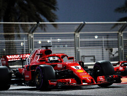 Vettel tried 'everything' to catch Hamilton