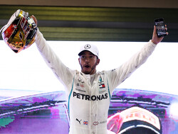 Button: Hamilton not motivated by Schumacher records