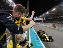 Renault: Next step is the podium