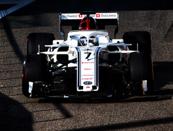 Sauber has 'good expectations' for 2019 car