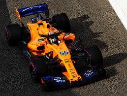 Sainz: McLaren outing was a 'dream come true'