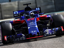 Kvyat tops day three of Barcelona testing