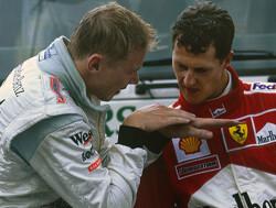 """Rosberg: """"Hamilton als coureur getalenteerder dan Schumacher"""""""