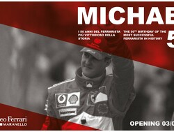 Ferrari to open Schumacher exhibition at Maranello museum
