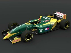 Historie: Haven't made the grid: De Lotus 112 Mugen Honda uit 1995