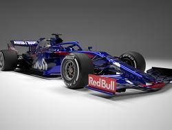 Toro Rosso unveils the STR14