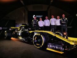 <b>Foto's</b>: De nieuwe Renault R.S.19 van Ricciardo en Hülkenberg