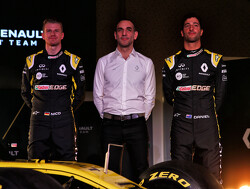 Renault already pushing 'over the red line' ahead of crucial season