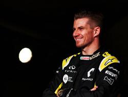 """Hülkenberg: """"Belangrijk om te zien waar ik sta ten opzichte van Ricciardo"""""""