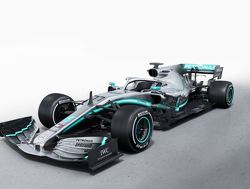 Mercedes presents the W10