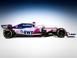 Racing Point launches its maiden F1 car