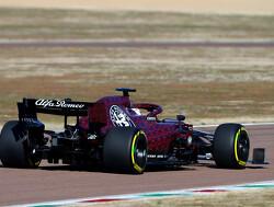 Giovinazzi moest laatste stukje Alfa Romeo-bolide op vliegveld ophalen voor shakedown