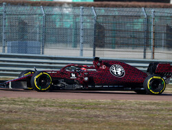 Raikkonen completes 33 laps in Alfa Romeo shakedown
