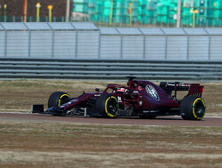 """Raikkonen na eerste kennismaking met nieuwe Alfa Romeo: """"Auto voelde goed"""""""