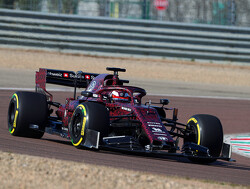 Kimi Raikkonen debuteert nieuwe Alfa Romeo op Fiorano